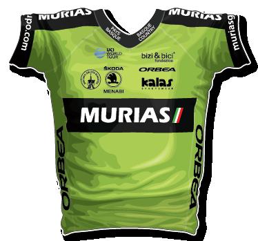 Euskadi Basque Country - Murias